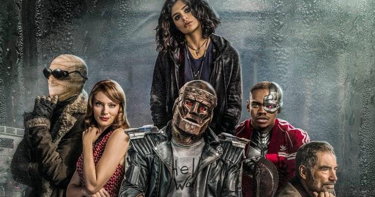"""Diane Guerrero in """"Doom Patrol"""""""